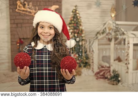 Decorating Her Favorite Activity. Decor Shop. Pick Decorations Home. Child Decorating Christmas Tree