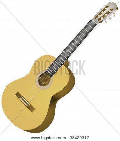 Vector acoustic guitar