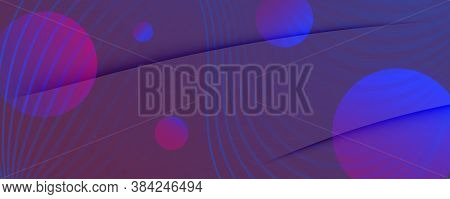Red Dynamic Abstract. Fluid Lines Texture. 3d Landing Page. Wave Minimal Concept. Gradient Memphis D