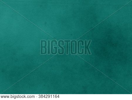 Turquoise Color Paper Texture Background, Turquoise Paper Surface For Art And Design Background, Ban