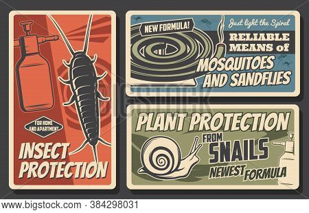 Insect And Plant Protection, Pest Control Service, Extermination Repellents And House Disinsection.