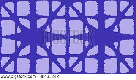 Japanese Tie Dye Seamless Pattern. Artistic Shibori Seamless Pattern. Elegant Kimono Fabric. Luxurio