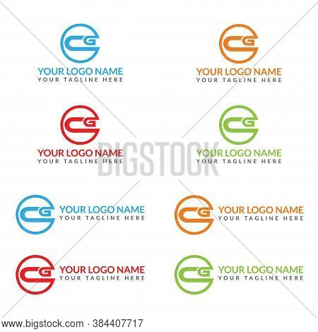 CG Letter Logo Design For Any Company And Business, Logo Design, Logo Template, CG Logo Design, Initial CG Logo, modern CG Logo, Letter CG Logo, Letter CG logo, CG design logo, CG circle logo, CG creative logo, Corporate Logo, Professional Logo, Modern Lo
