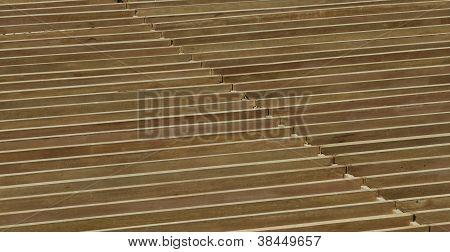 Parallel Wooden Bars