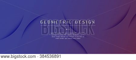 Red Dynamic Abstract. Fluid Lines Texture. 3d Background. Vector Business Design. Gradient Modern Dy