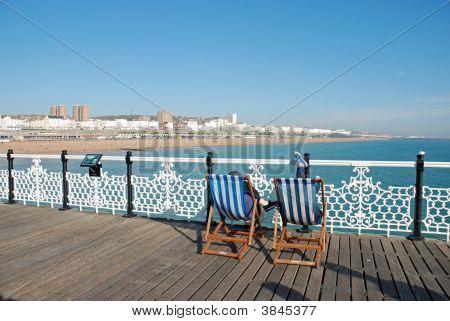 Brighton Deckchairs