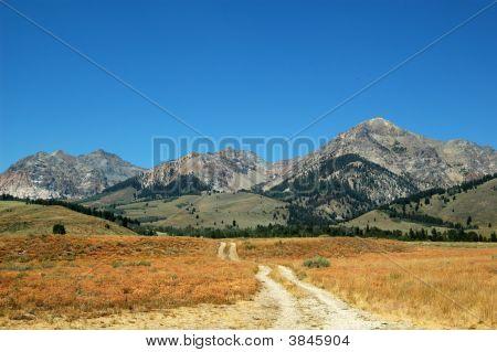 Central Idaho Boulder Mountains