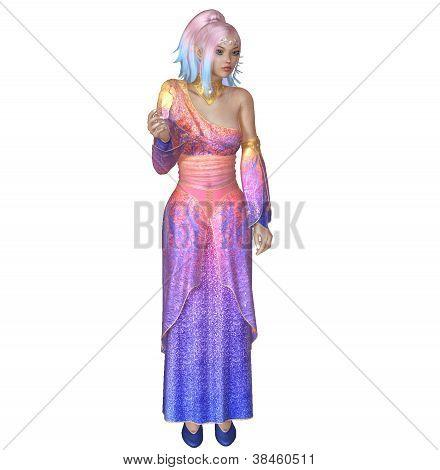 Elf Goddess