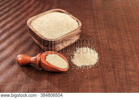 Healthy Seeds; Raw Organic Amaranth Grain - Amaranthus.