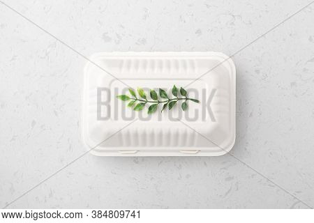 Eco Friendly Food Packaging Concept