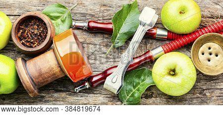 Hookah Green Apple