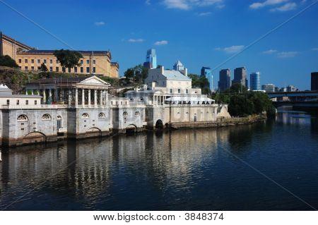 Buildings Beside River