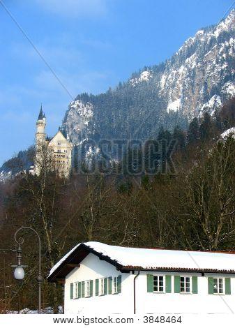 Austria Winter Scene