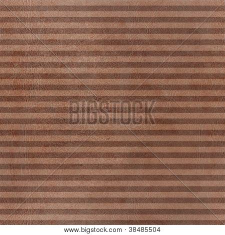 Sameless  Brown Pattern Horizontal Stripes