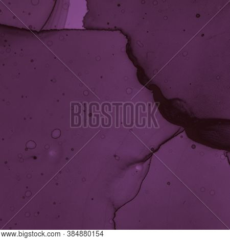 Alcohol Wine Background. Watercolor Winery Template. Modern Gradient Splash. Bright Ink Paper. Alcoh