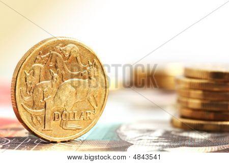 Aussie One Dollar Coins