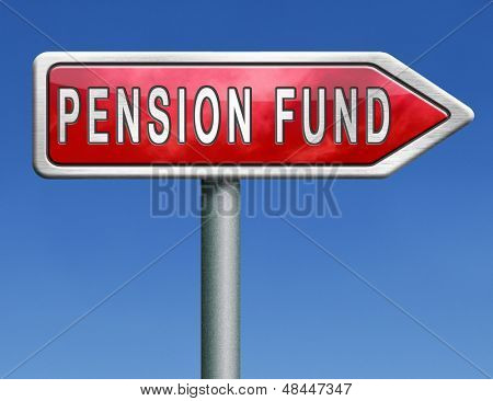 pension fund retirement regulation and plan insurance social security