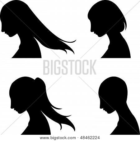 women' s haircut design