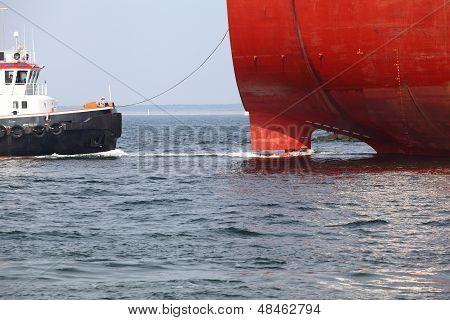 Docking Maneuver
