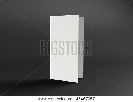 Leaflet Cover Presentation
