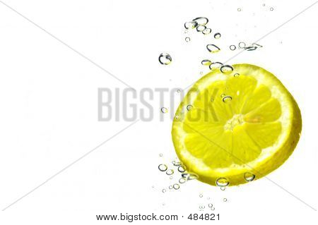 Splsh Lemon Slice .