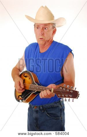 Old Time Country Musician Four