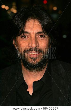 LOS ANGELES - NOVEMBER 09: Roger Zamudio at the Los Angeles Premiere of