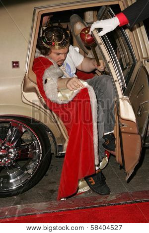 LOS ANGELES - NOVEMBER 09: Jack Black at the Los Angeles Premiere of