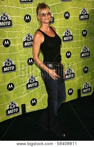 LOS ANGELES - NOVEMBER 02: Nicollette Sheridan at the Motorola 8th Anniversary Party at Hollywood Palladium on November 02, 2006 in Hollywood, CA.