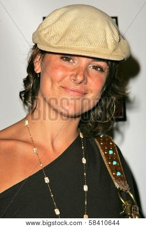 HOLLYWOOD - OCTOBER 18: Darcy Halsey at the