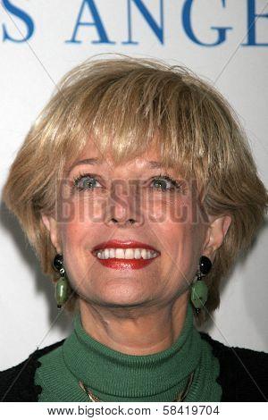 LOS ANGELES - DECEMBER 05: Lesley Stahl at the Presentation of