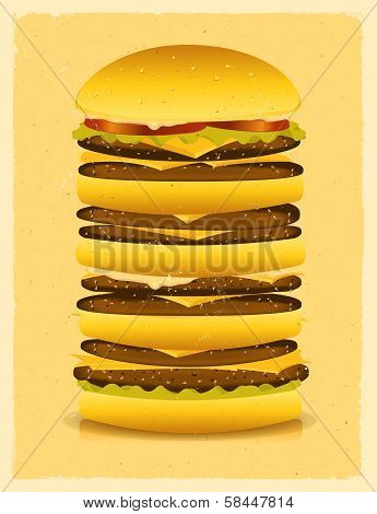 Super Big Burger