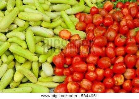 indische Gemüse iv