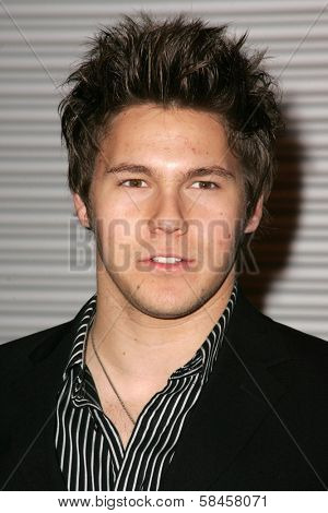 HOLLYWOOD - DECEMBER 13: Scott Clifton at the Los Angeles Premiere of