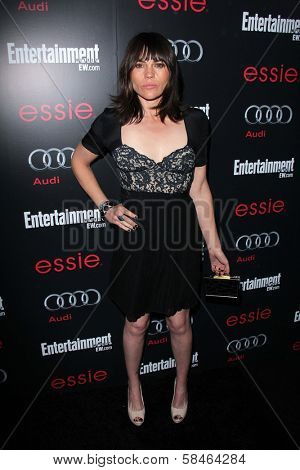 Clea DuVall at the Entertainment Weekly Pre-SAG Party, Chateau Marmont, West Hollywood, CA 01-26-13