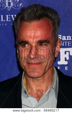 Daniel Day-Lewis at the SBIFF Montecito Award 2013 Honoring Daniel Day-Lewis, Arlington Theater, Santa Barbara, CA 01-26-13