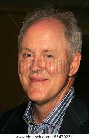 PASADENA - JULY 22: John Lithgow at the NBC TCA Press Tour at Ritz Carlton Huntington Hotel on July 22, 2006 in Pasadena, CA.