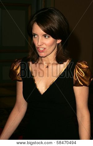 PASADENA - JULY 22: Tina Fey at the NBC TCA Press Tour at Ritz Carlton Huntington Hotel on July 22, 2006 in Pasadena, CA.