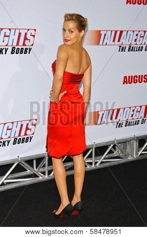 HOLLYWOOD - JULY 26: Brittany Murphy at the Premiere Of
