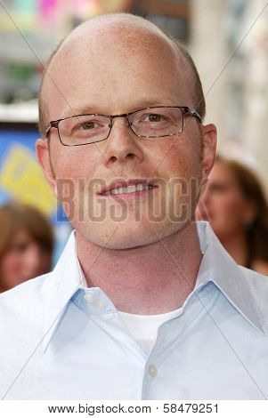 HOLLYWOOD - JULY 30: Aaron Parry at the World Premiere of