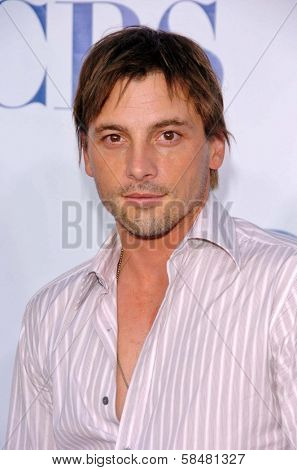 PASADENA - JULY 15: Skeet Ulrich at CBS's TCA Press Tour at The Rose Bowl on July 15, 2006 in Pasadena, CA.