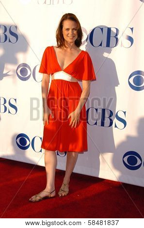 PASADENA - JULY 15: Sprague Grayden at CBS's TCA Press Tour at The Rose Bowl on July 15, 2006 in Pasadena, CA.