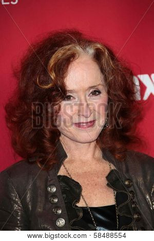 Bonnie Raitt at MusiCares Person Of The Year Honoring Bruce Springsteen, Los Angeles Convention Center, Los Angeles, CA 02-08-13