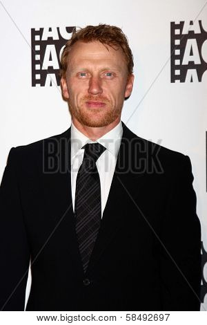 Kevin McKidd at the ACE Eddie Awards 2013, Beverly Hilton, Beverly Hills, CA 02-16-13