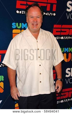 HOLLYWOOD - JULY 11: Dennis Haskins at ESPN The Magazine's