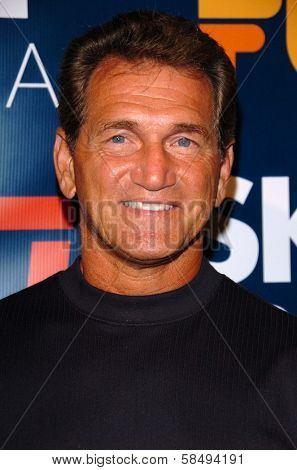 HOLLYWOOD - JULY 11: Joe Theismann at ESPN The Magazine's