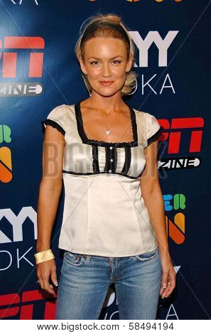 HOLLYWOOD - JULY 11: Kelly Carlson at ESPN The Magazine's