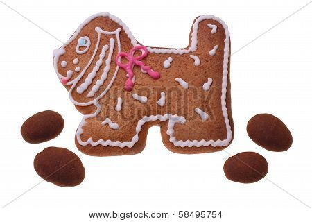 Gingerbread Doggie