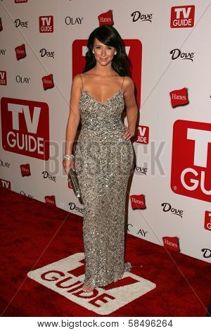 HOLLYWOOD - AUGUST 27: Jennifer Love Hewitt at the TV Guide Emmy After Party at Social August 27, 2006 in Hollywood, CA.