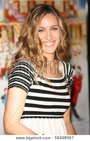 HOLLYWOOD - NOVEMBER 12: Sarah Jessica Parker at the world premiere of